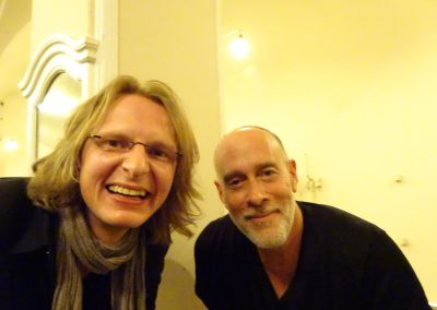 Marc Cohn & yours truly