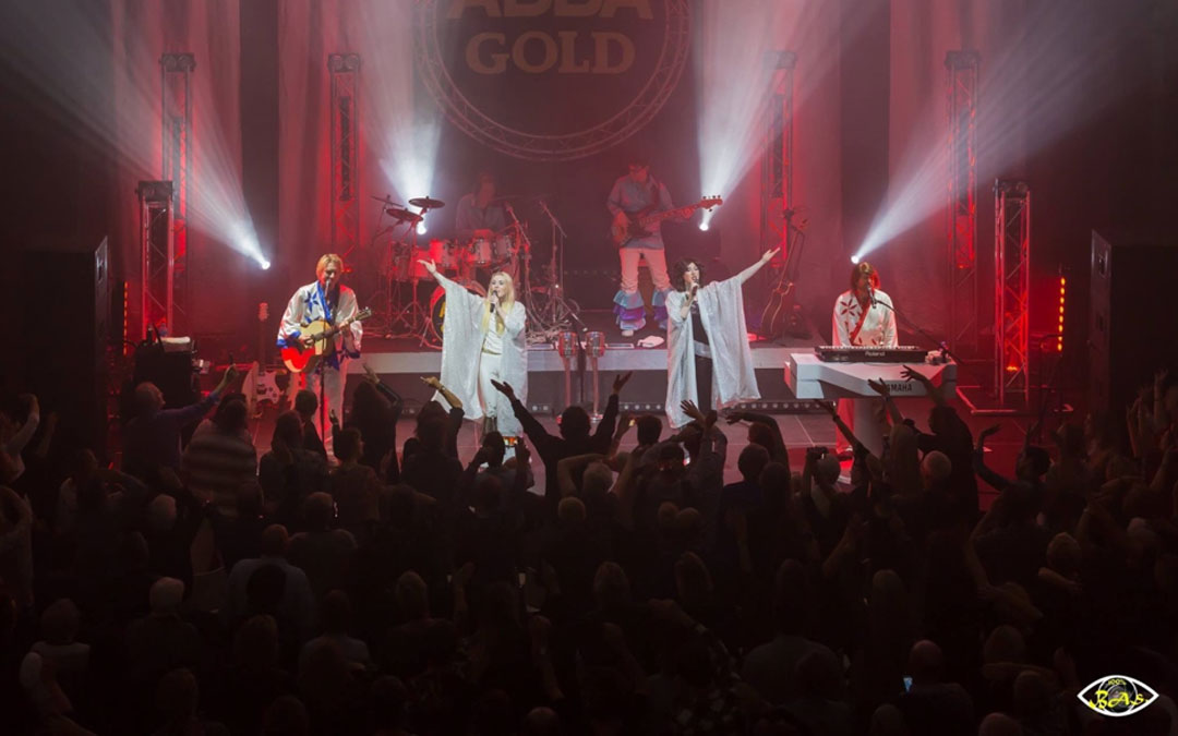 ABBA GOLD, The Concert Show, November 2017