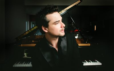 Auf Tour mit dem kanadischen Ausnahme-Pianisten MICHAEL KAESHAMMER