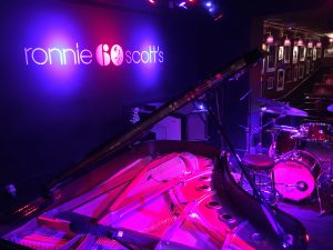 Ronnie Scott's Piano