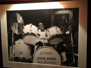 Ronnie Scott's Elvin Jones
