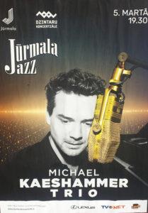 Michael Kaeshammer Trio in Jumala / Riga