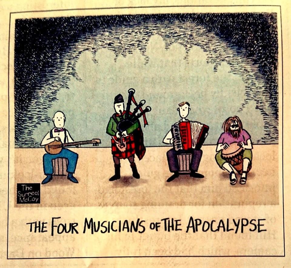 4 Musicians of Apocalypse